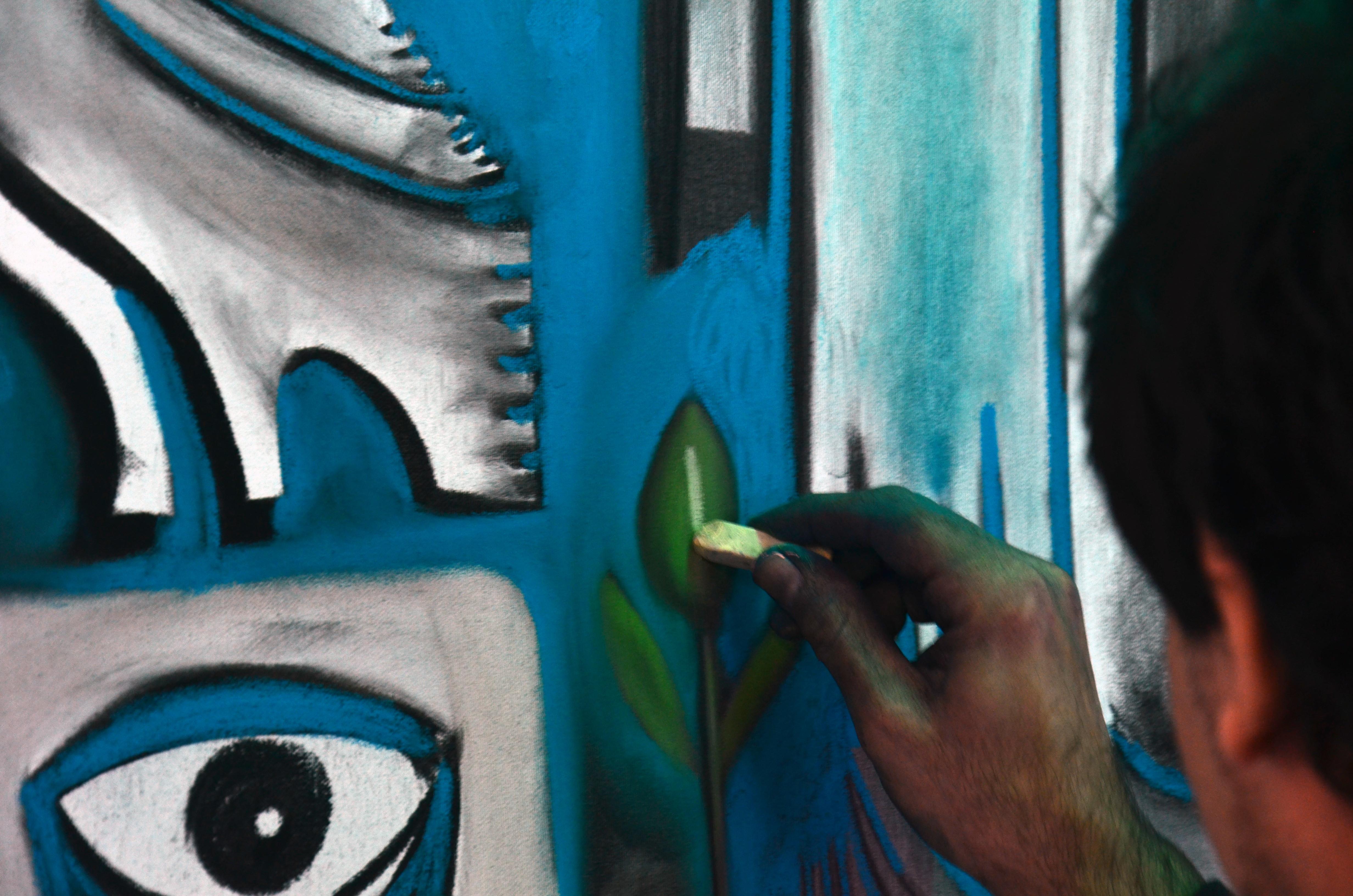 Tarek Tuma #art4peace_3